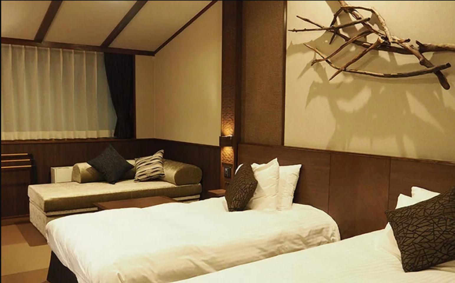 八幡平マウンテンホテル マウンテンルーム(ツイン)